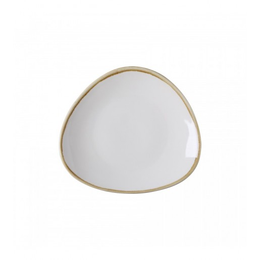 Assiette 6½'' Terrastone White (3dz/cs)
