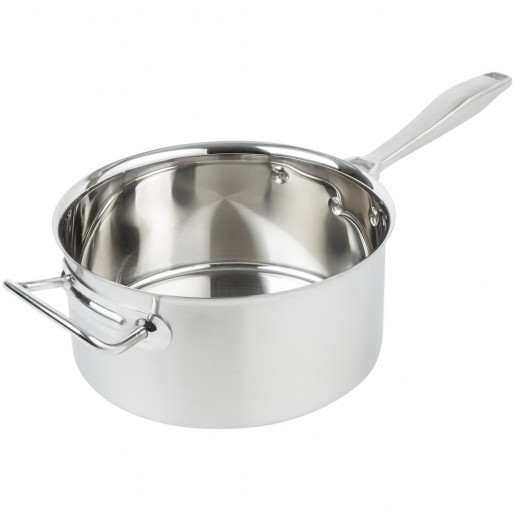 Casserole inox 4L Intrigue