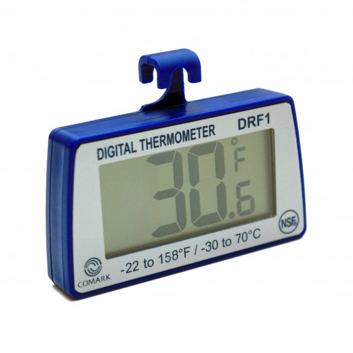 Thermometre digital pour refrigerateur ou congelateur