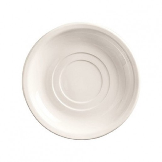 World Tableware Soucoupe 5½ double cavité (3dz/cs)