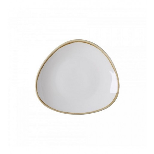 Assiette 11'' Terrastone White (1dz/cs)