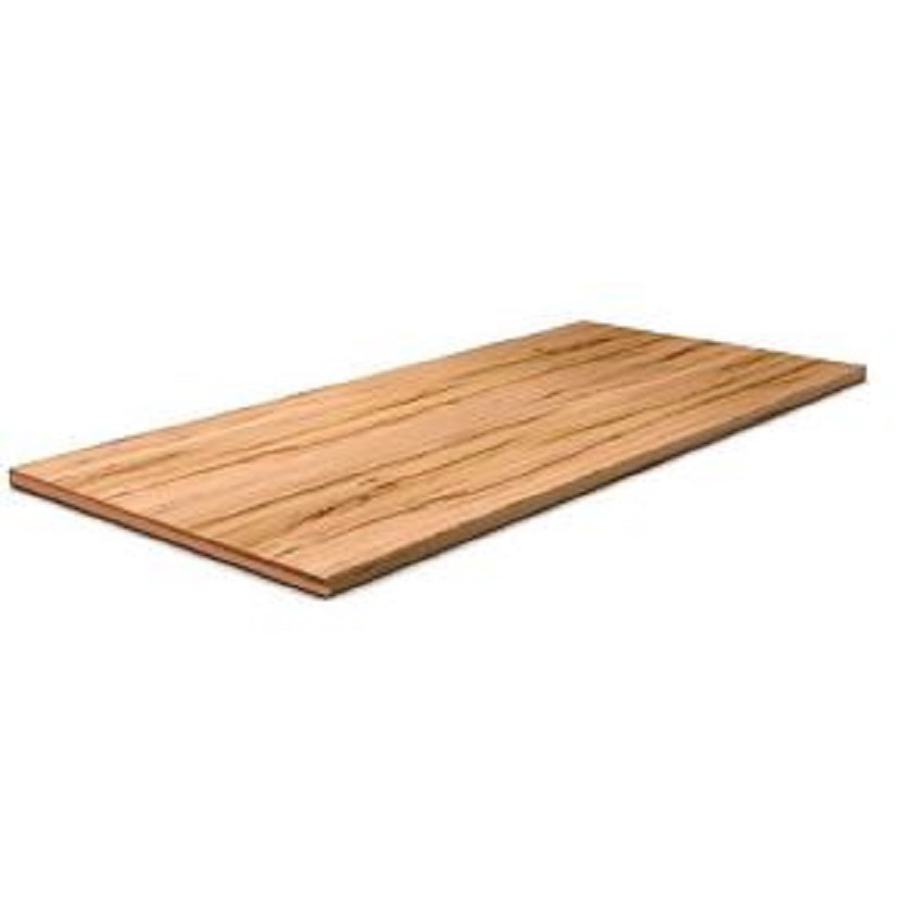 "Pizza board 17½""x9½"" grove & oiled"