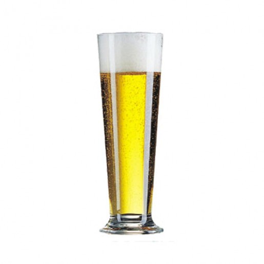 Beer glass pilsner 13oz Linz (2dz/cs)