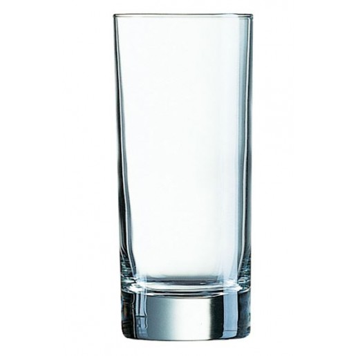 Hi-ball glass 7¾oz Islande (4dz/cs)