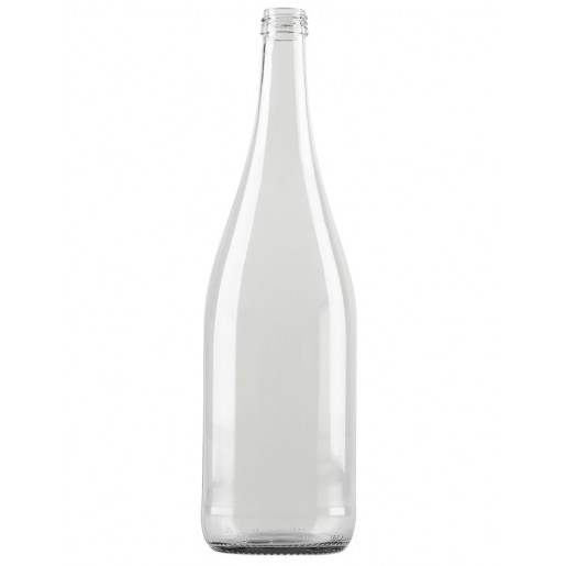 Bottle 1L clear  (1dz/cs)