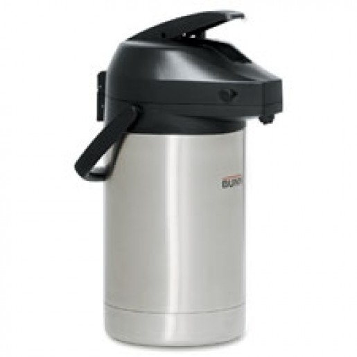 Lever action airpot 2.5L stainless steel inside