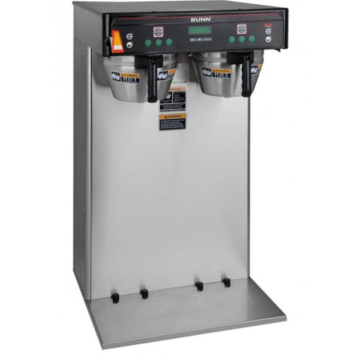 Coffee brewer ICB twin tall fusion stainless 120/208V