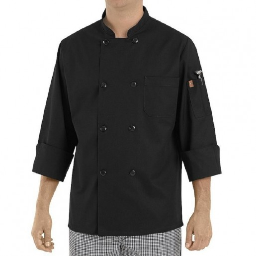 - Chef jacket medium black