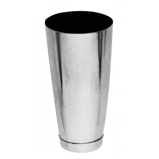 Bar shaker 28oz stainless steel