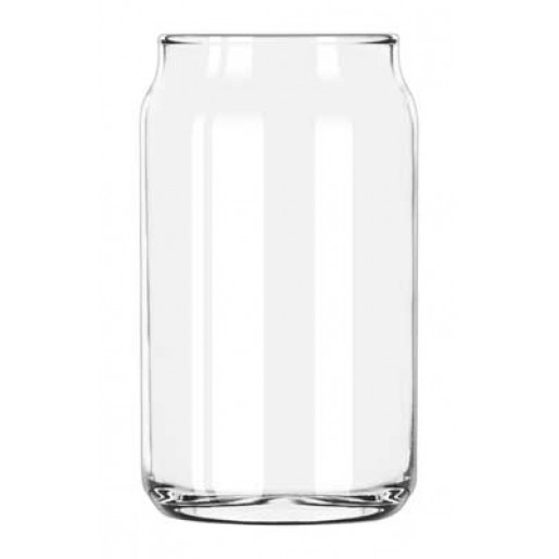 Beer can 16oz Glass Can (2dz/cs)