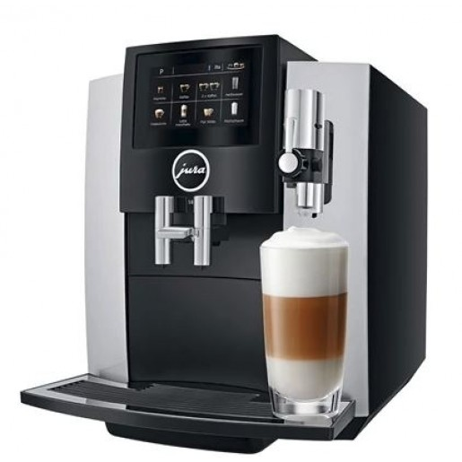 Coffee machine Jura S8 Moonlight Silver