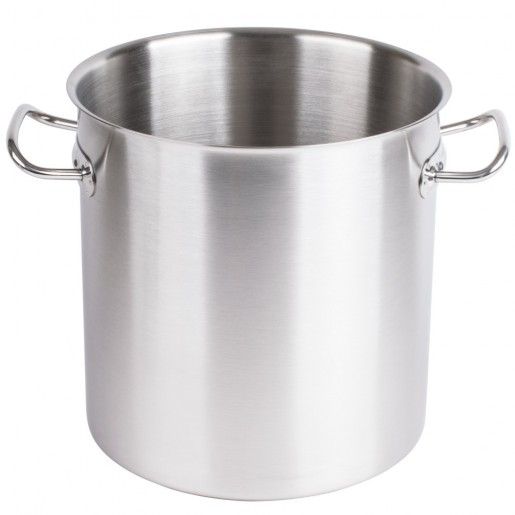 Stainless steel stock pot 11.4L Intrigue