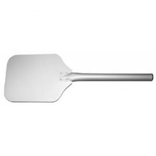 "Aluminum pizza peel 6¾""x9¼"" handle 20¼"""