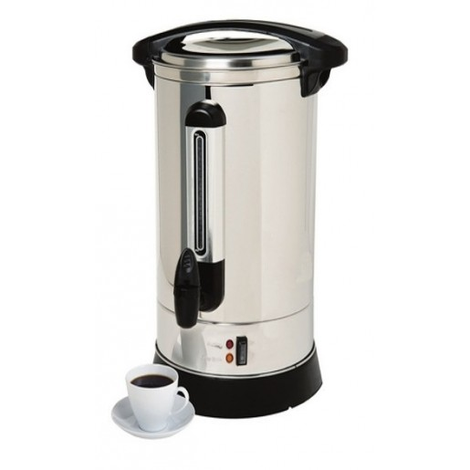 Commercial coffemaker 100 cup stainless steel