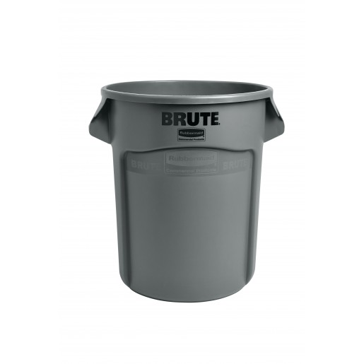 Brute container without lid gray 20GAL