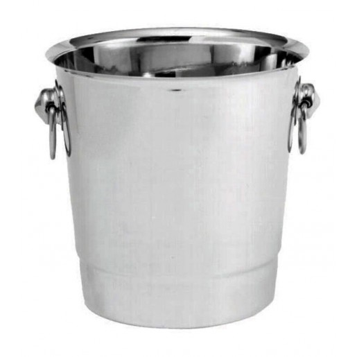Ice / wine bucket with 2 handles