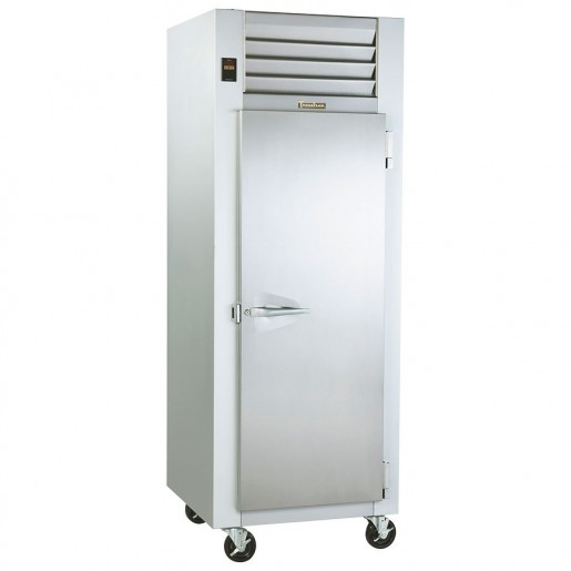 Freezer with right hinged door stainless steel 30""